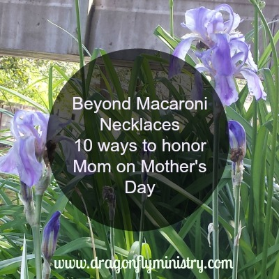 10 ways Mothers day