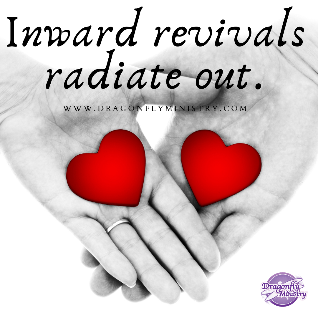 Inward revivals radiate outpng